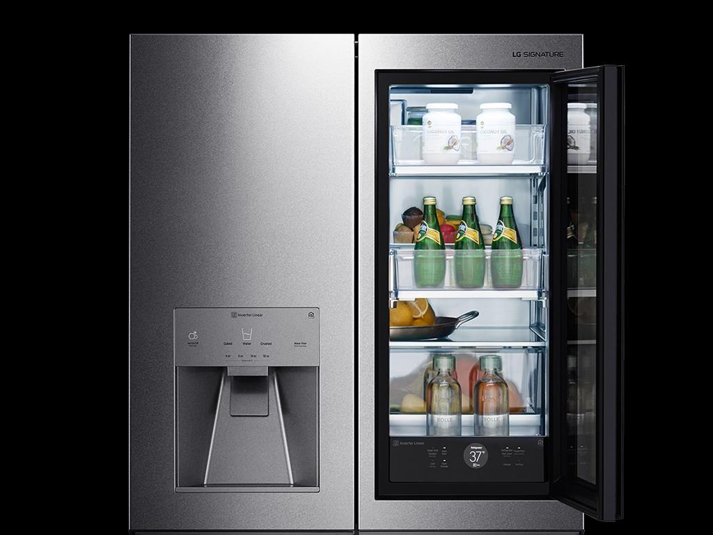 LG: O frigorífico do futuro