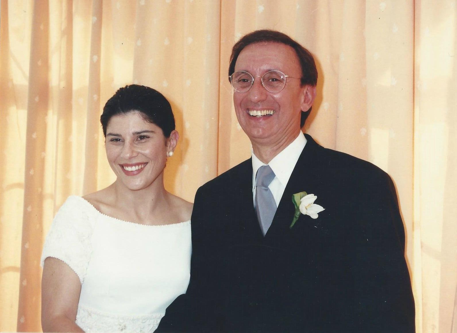 Sandra e Júlio Isidro - 24 de abril de 1998, Quinta em Murches