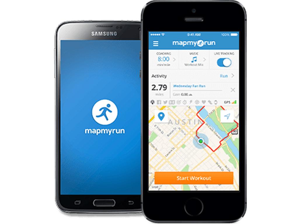 app MapMyRun