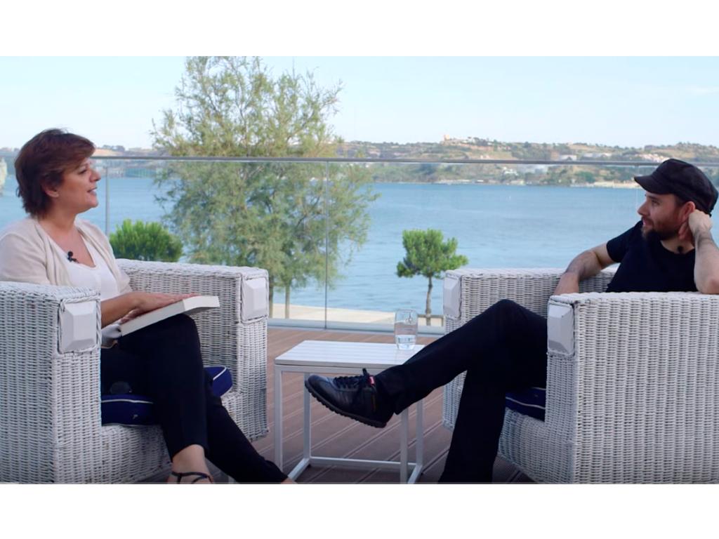 Em entrevista a Norberto Morais - o seu livro está a caminho da TV Globo