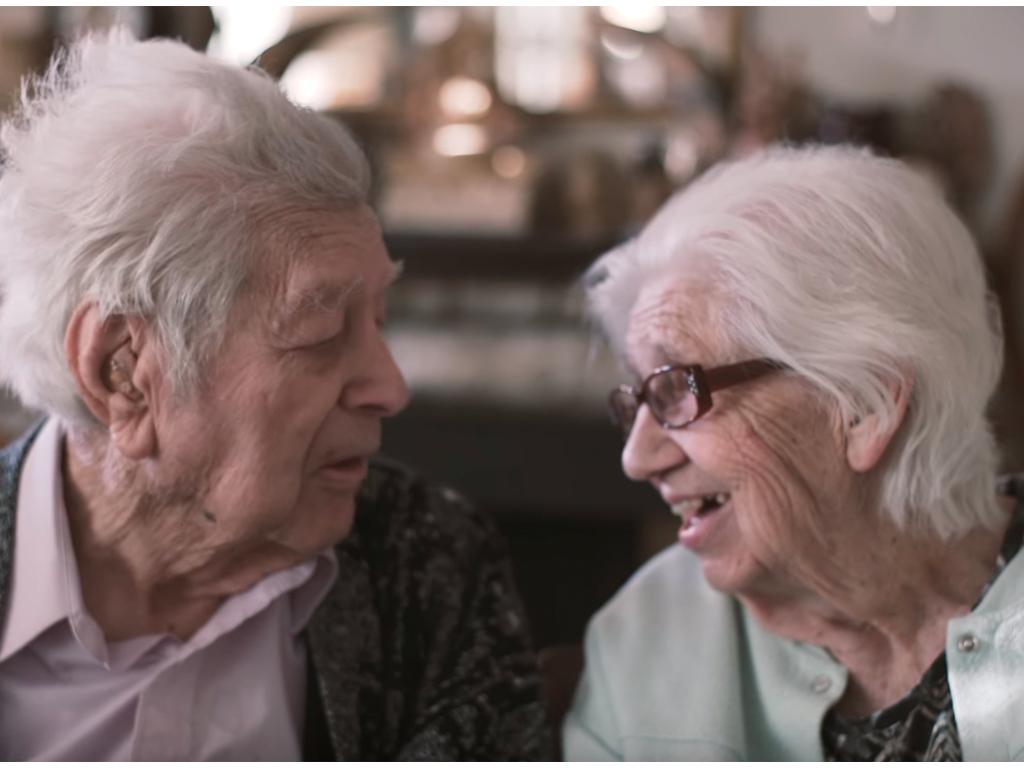 79 anos de casamento