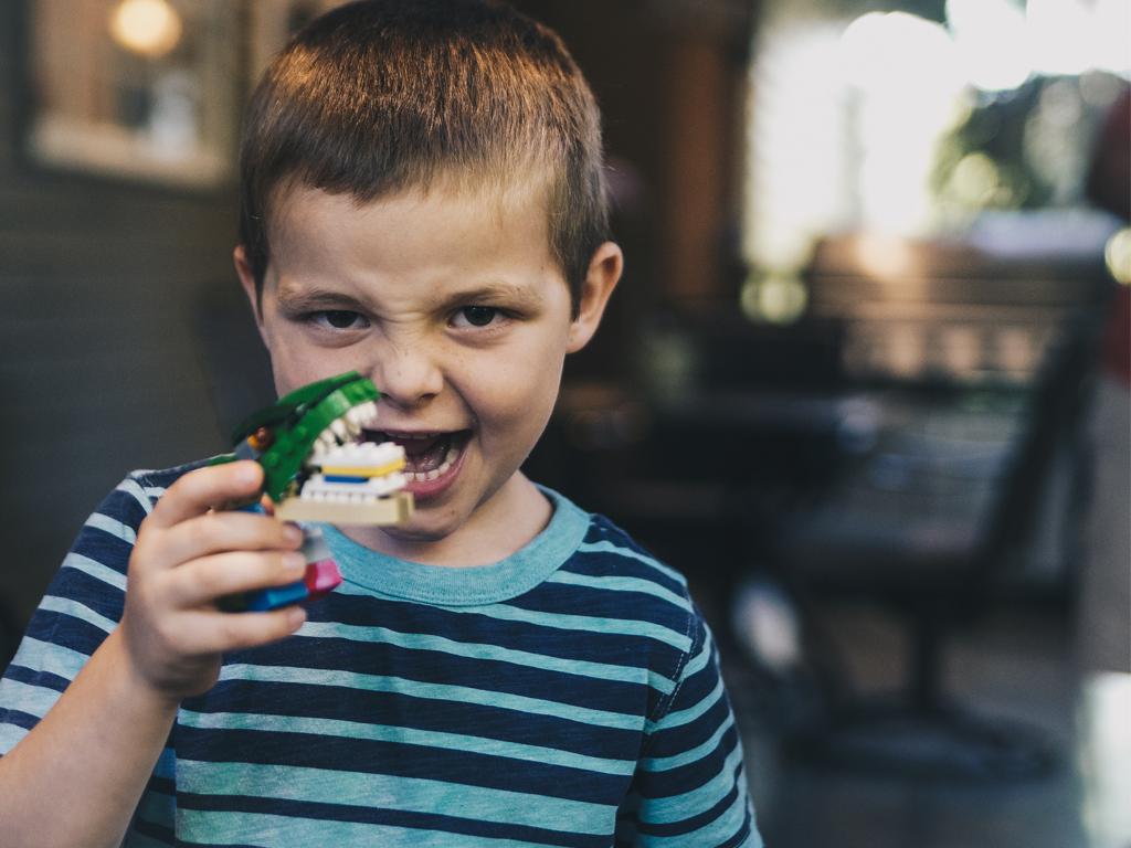 Mitos Saúde Oral Crianças