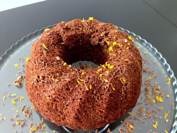 Menu para a semana inteira bolo-chocolate-e-laranja