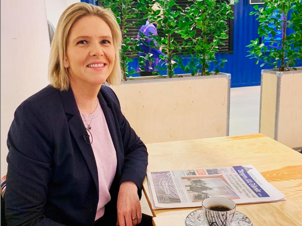 """As pessoas devem comer, beber e fumar """"tanto quanto quiserem"""",Sylvi Listhaug, Ministra da Saúde da Noruega Ministra"""
