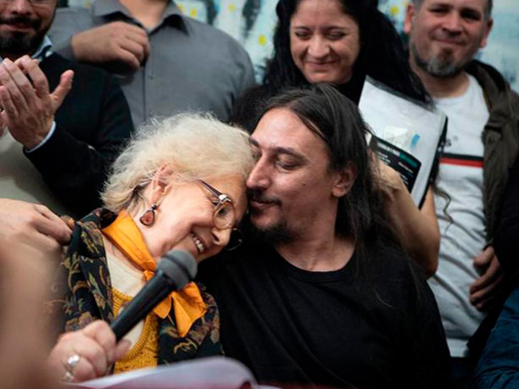 Avós da Praça de Maio