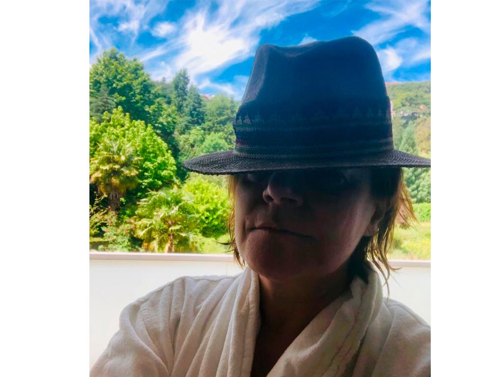 Júlia Pinheiro - em modo preparação Figueira da Foz