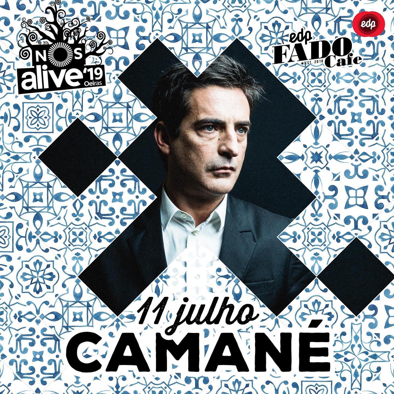 Camané NOS Alive 2019