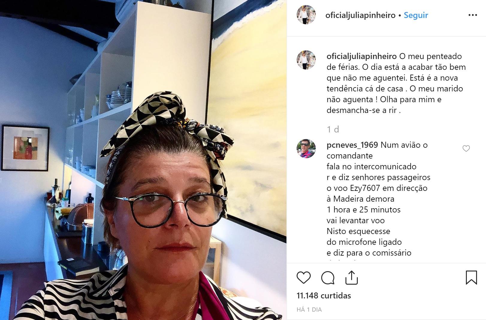 A foto mais popular das minhas férias Foto-Instagram-Penteado