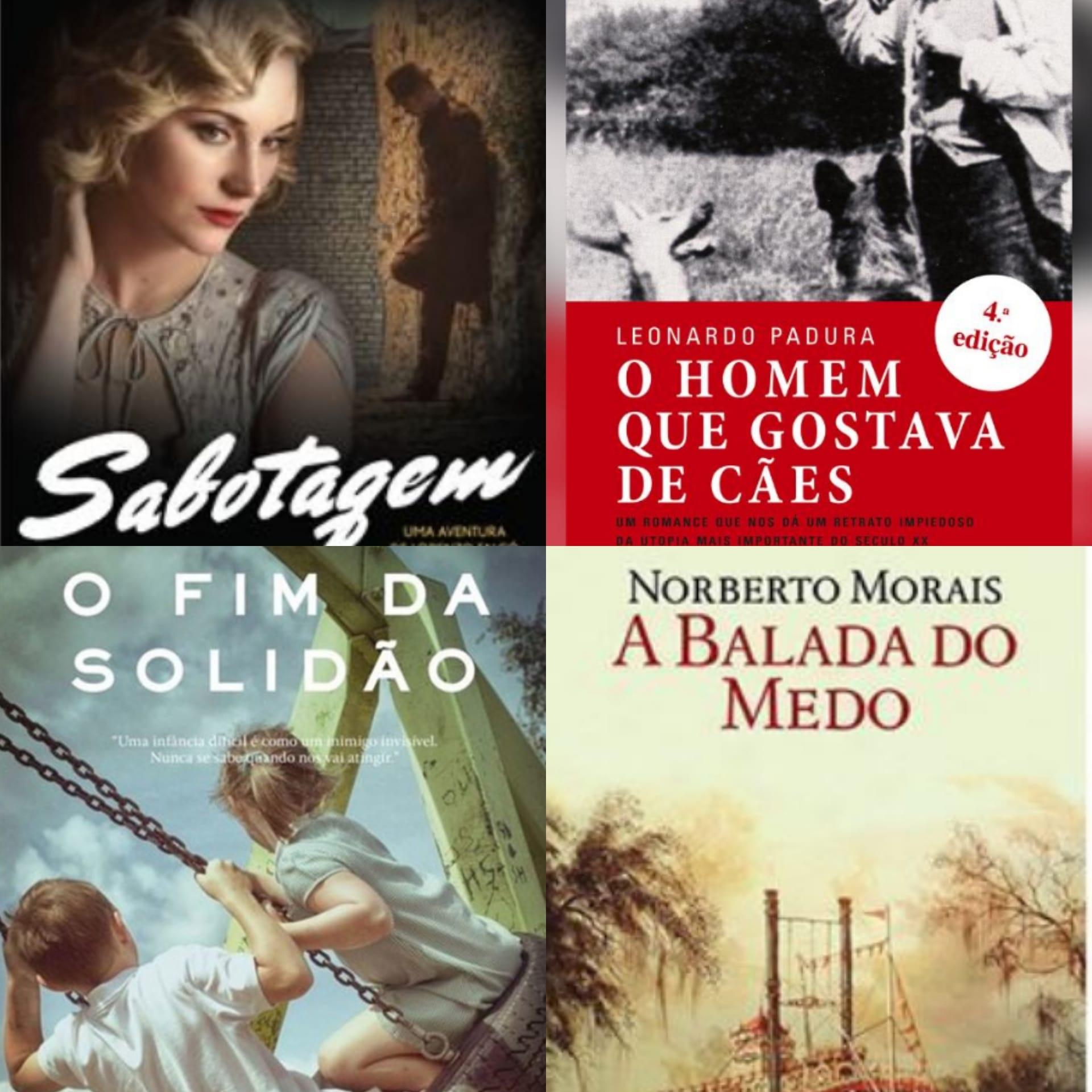 Livros de Verão - 2019
