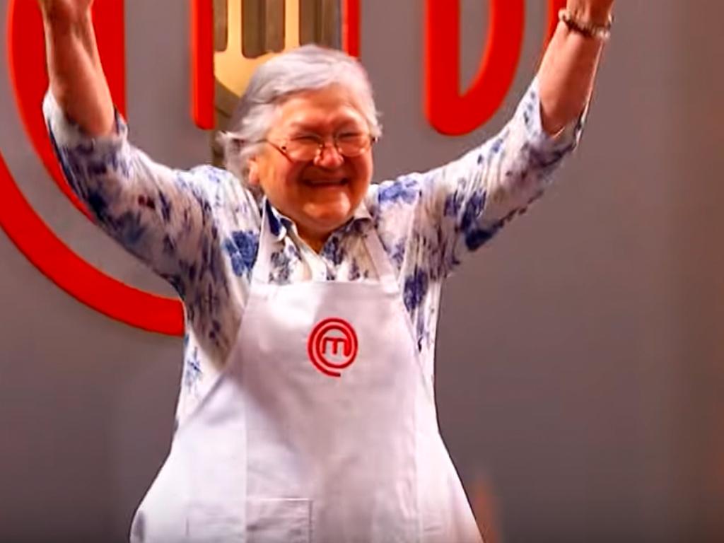 Abuela Eliana MasterChef Chile