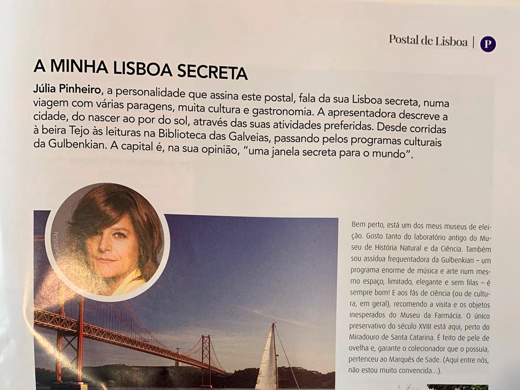 A Minha Lisboa