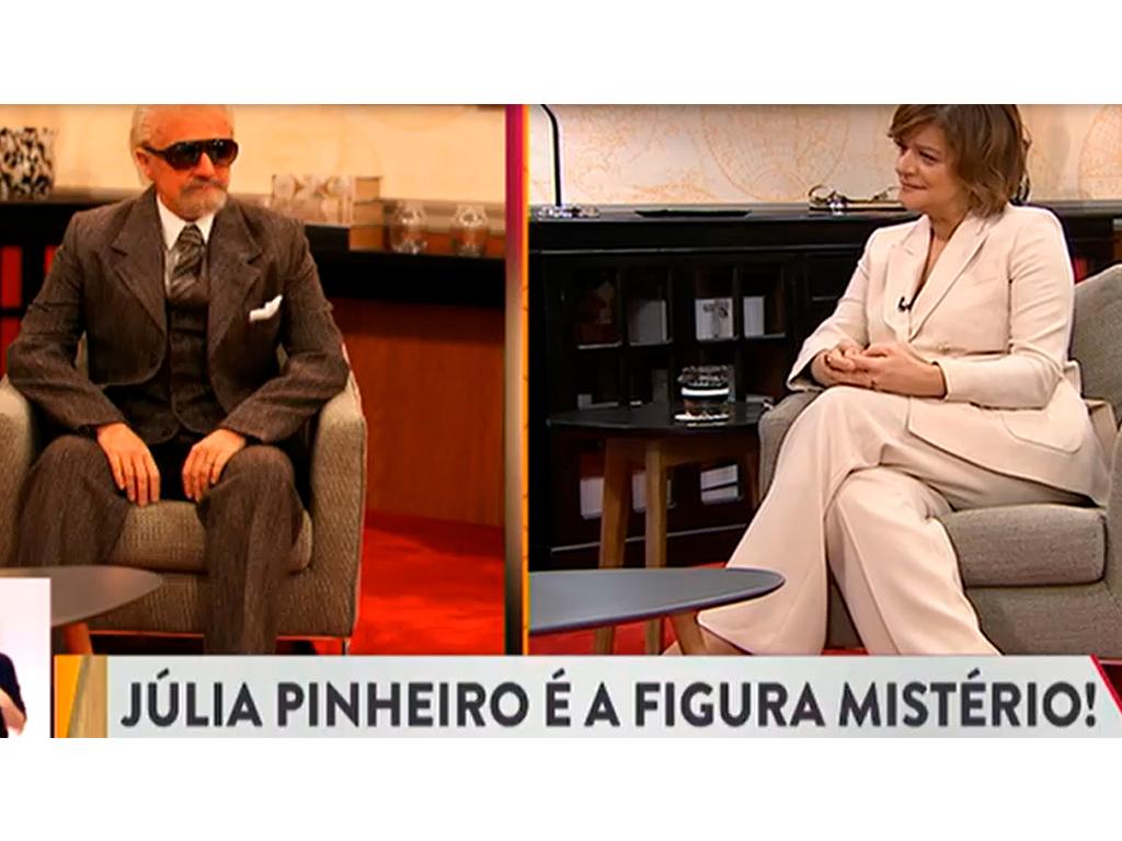 Julia Pinheiro - Cristina - Transformação