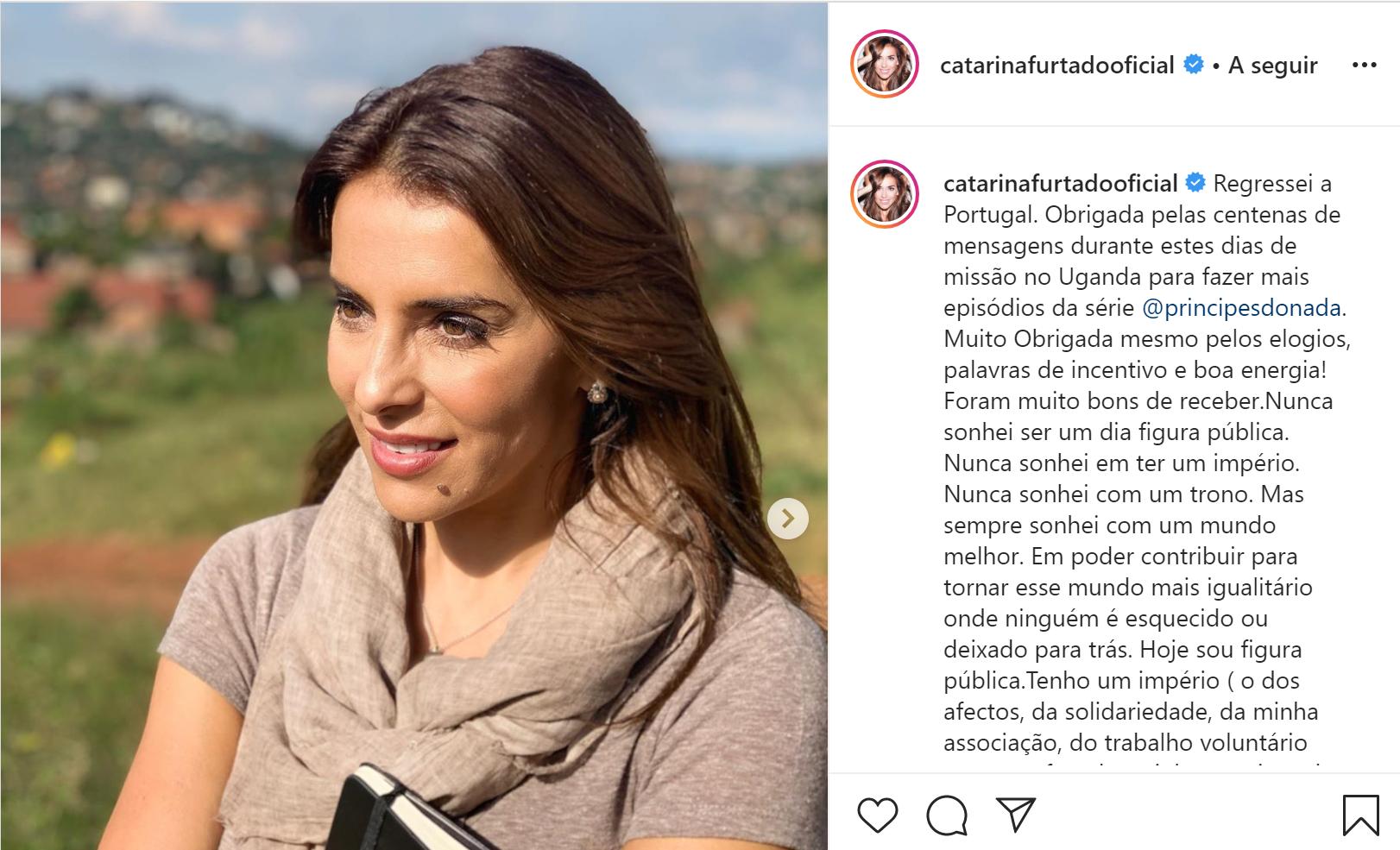 A Catarina - Crónica de domingo Catarina