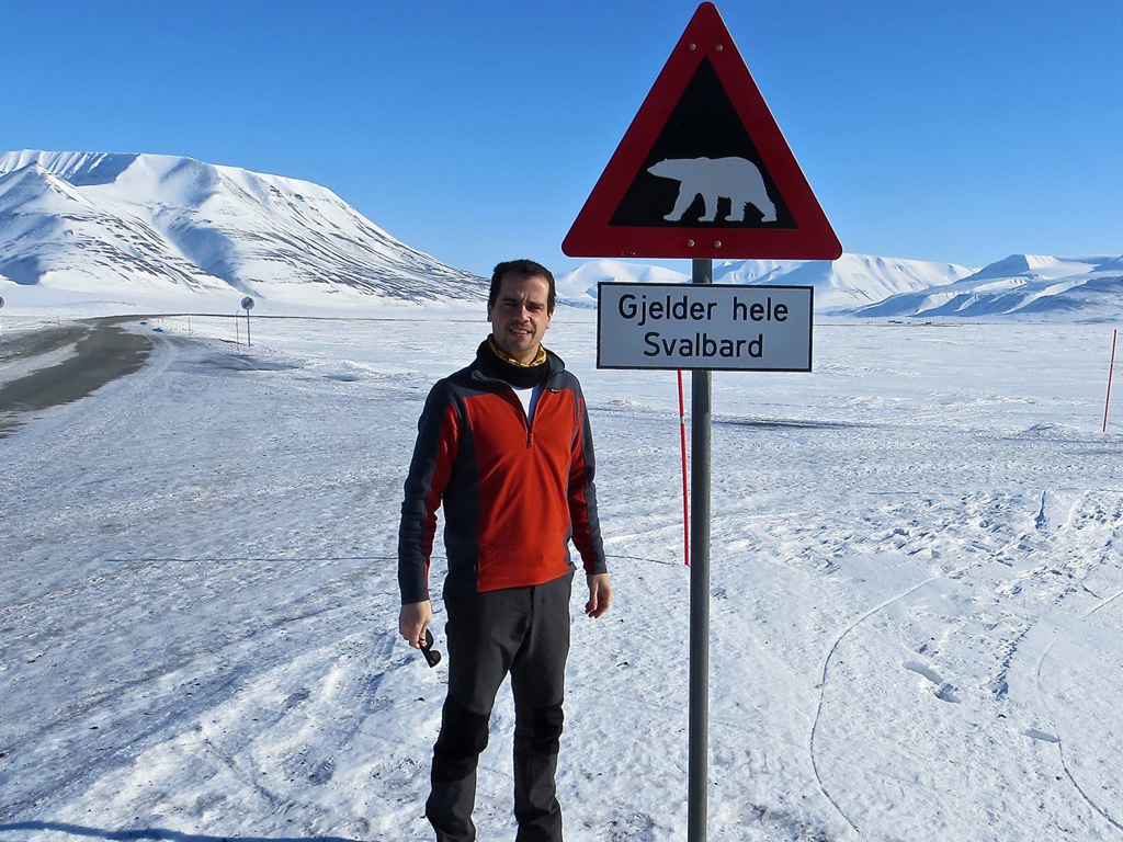 Nuno Cruz, na Noruega, sobre a COVID-19