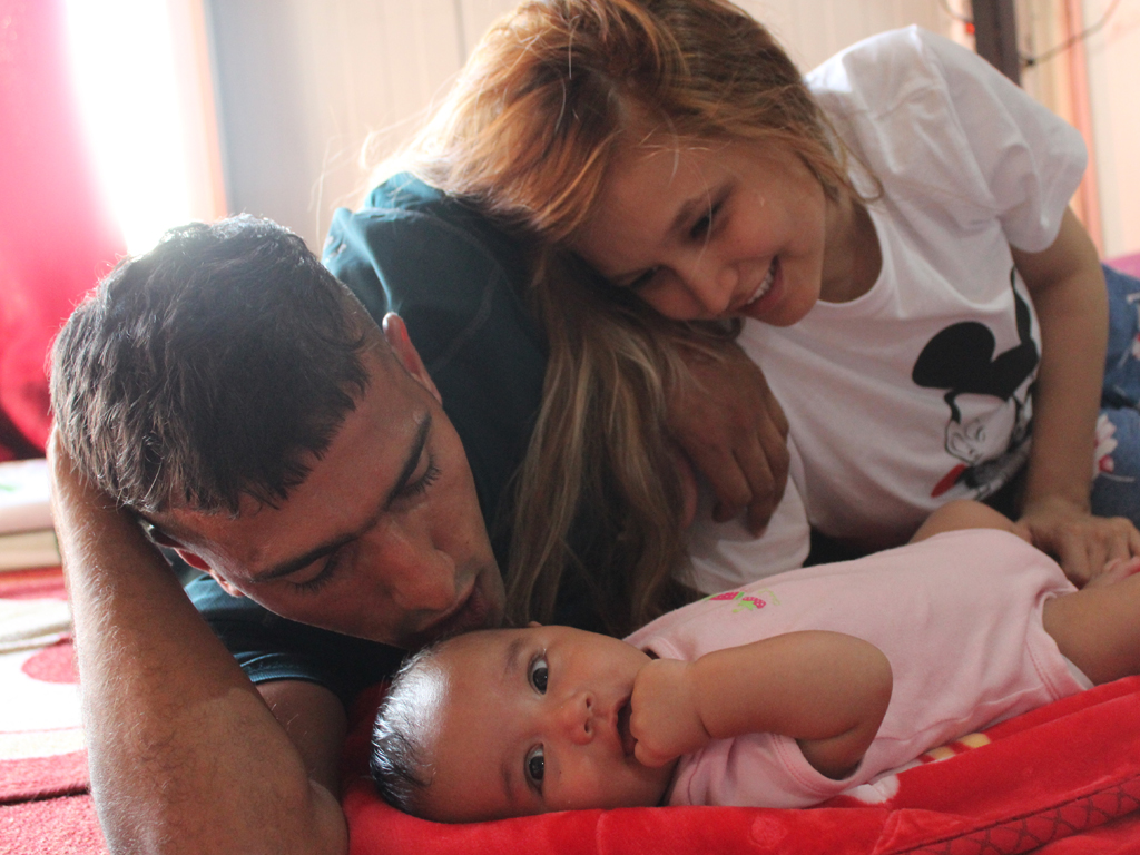 Sohrab, Fátima e Leon