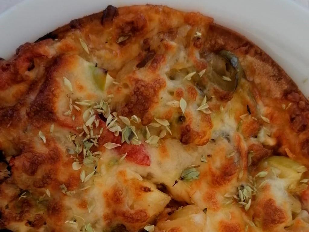 Piza de Sardinha, Cafetaria Museu de Marinha
