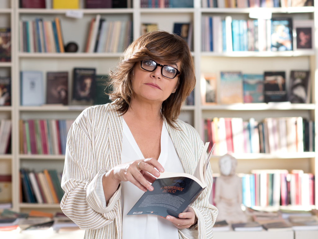 Júlia Pinheiro - Biblioteca