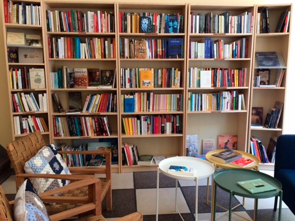 Livraria Portuguesa em Bruxelas