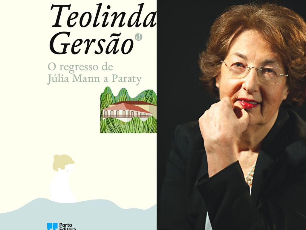 Teolinda Gersão, O Regresso de Júlia Mann a Paraty