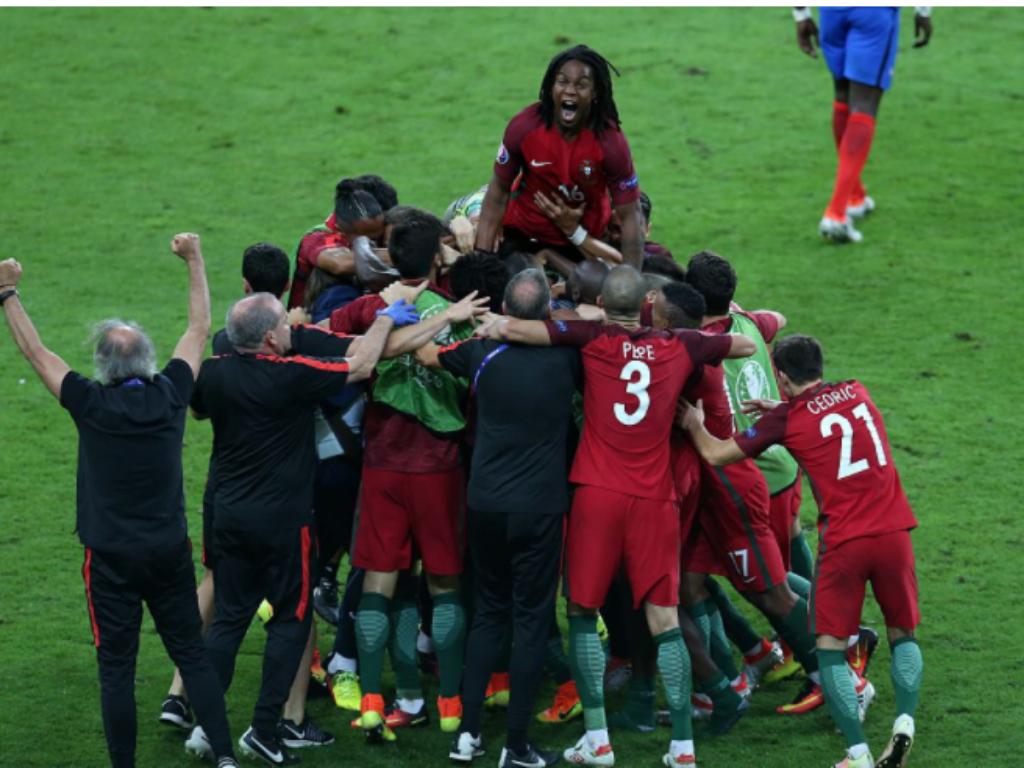 Portugal - França - há 5 anos foi assim