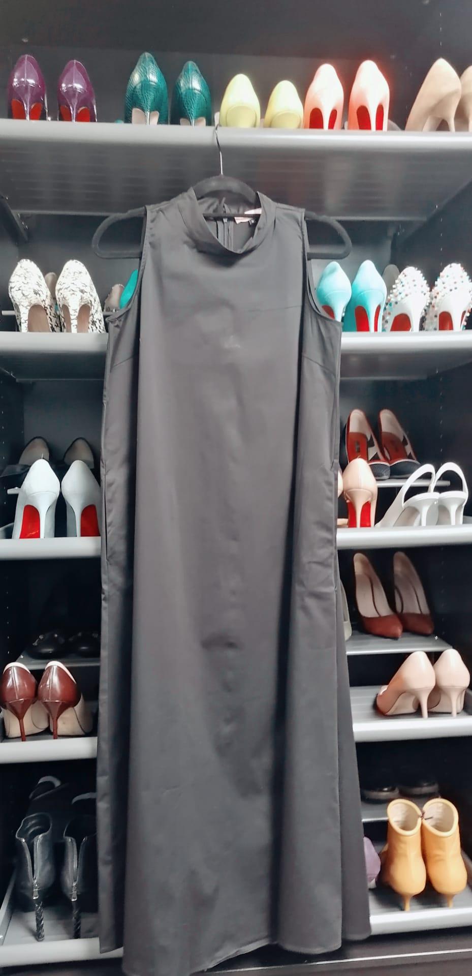 Vestido Preto Laura Figueiredo