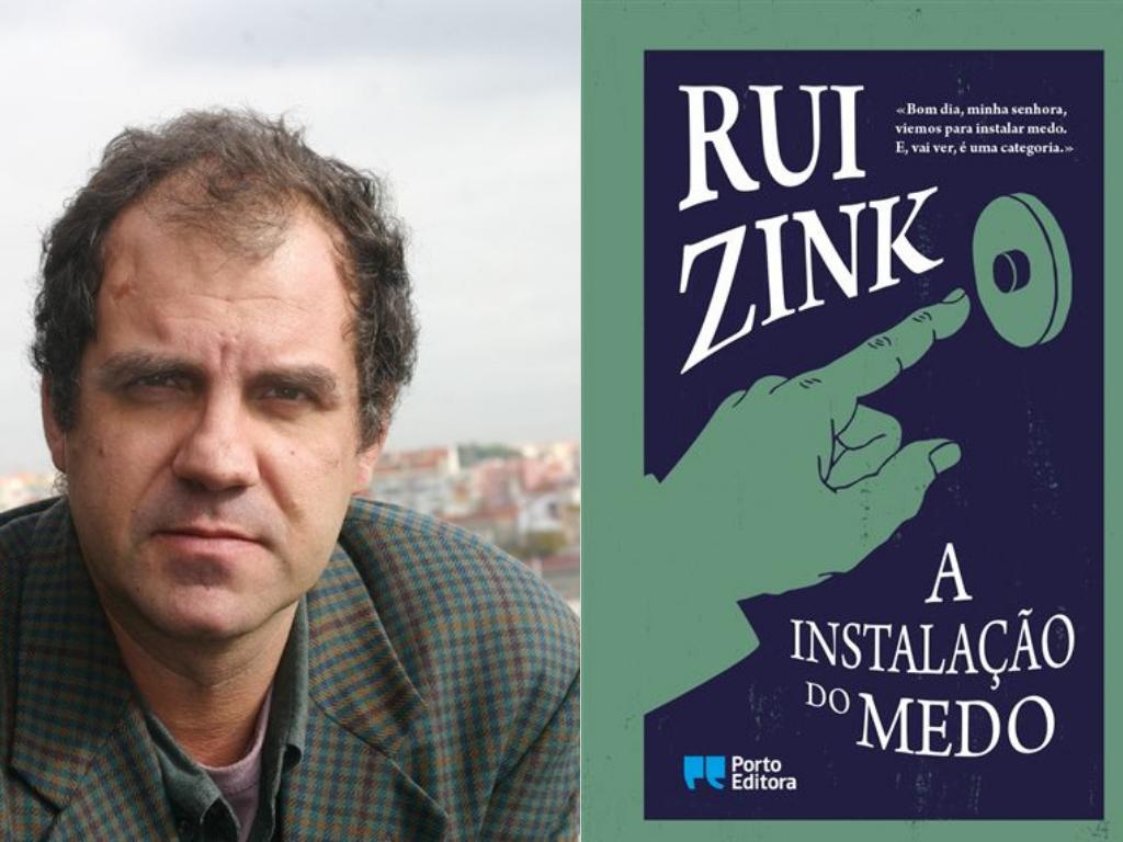 """""""Pais estafados sentados frente ao televisor a dizerem aos filhos para lerem um livro não é lá grande exemplo..."""", Rui Zink Rui-Zink"""