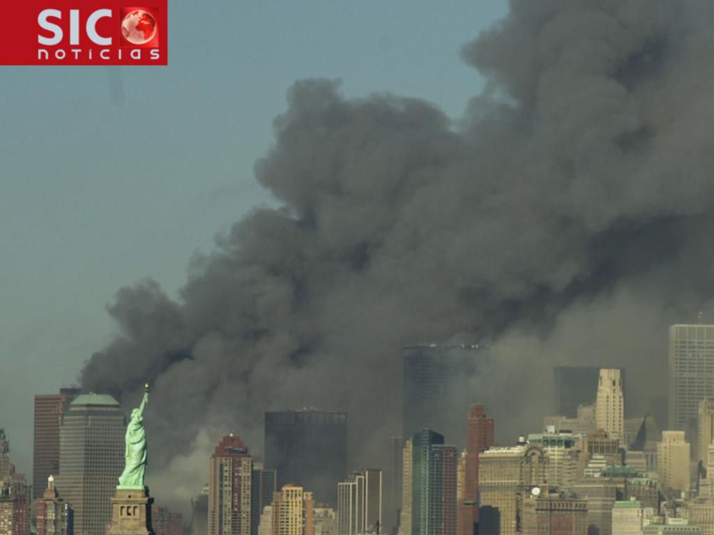 11 Setembro - foi há 20 anos
