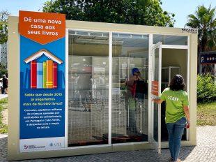 Doe os seus livros, Feira do Livro Lisboa