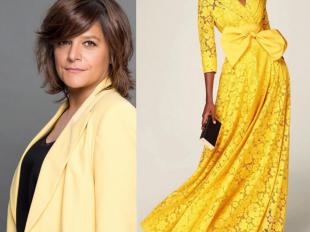 Júlia Pinheiro - Vou usar amarelo nos Globos?