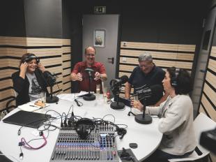 Podcast Noite da Má Língua