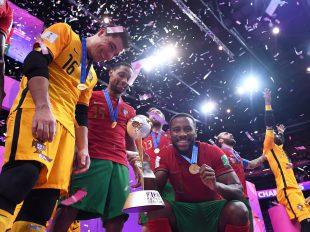 Campeões do Mundo